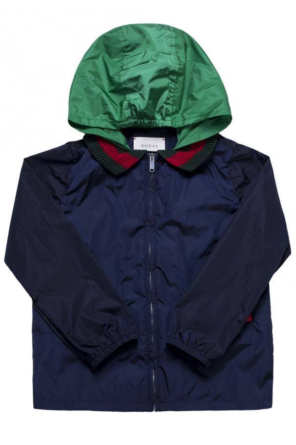 39b221de5e5a Rain jacket Gucci Kids - Vitkac shop online