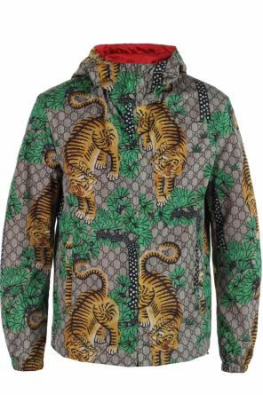 Patterned jacket od Gucci