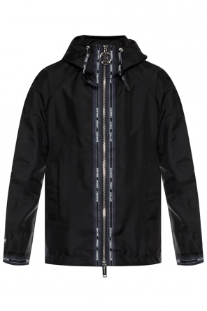 Hooded jacket od Burberry
