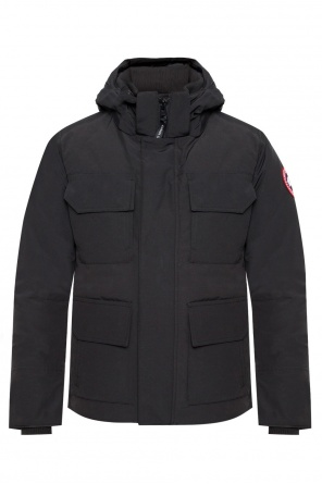 'maitland' hooded down jacket od Canada Goose