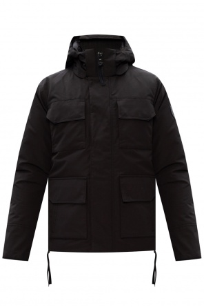 'maitland' down jacket od Canada Goose