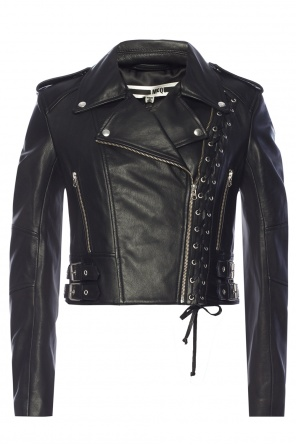 Lacing detail jacket od McQ Alexander McQueen