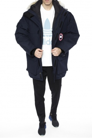 Down jacket od Canada Goose