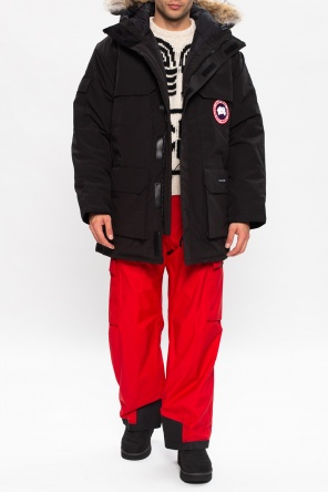 'expedition' down jacket od Canada Goose