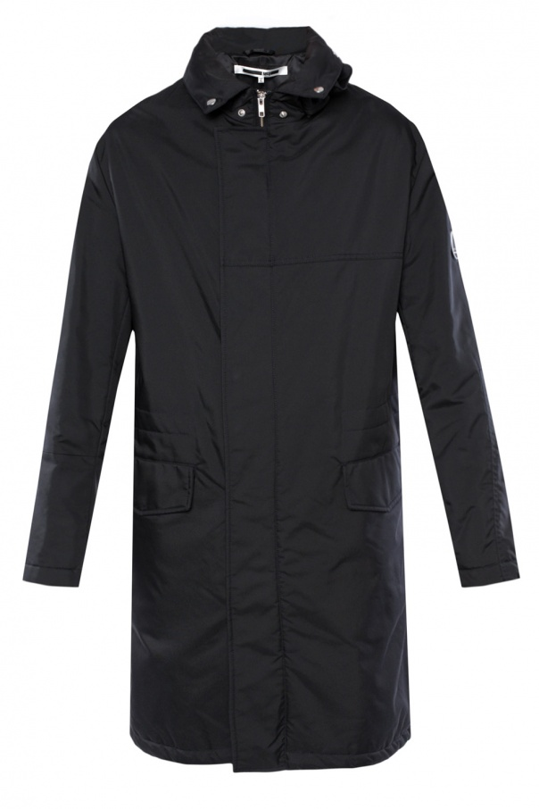 MCQ Hooded parka