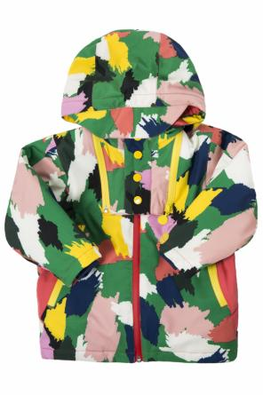 Camo jacket od Stella McCartney Kids