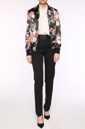 Patterned jacket od Saint Laurent Paris