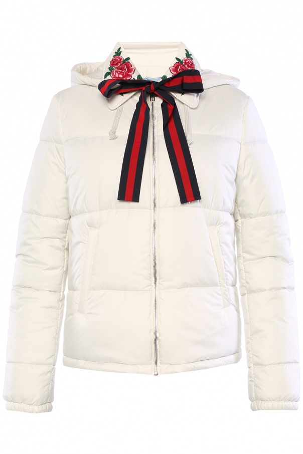 1a81d04a9 Quilted down jacket Gucci - Vitkac shop online