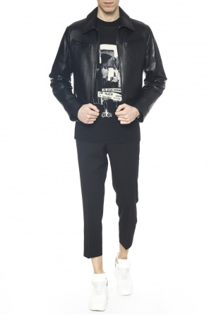 Jacket with stitching od McQ Alexander McQueen
