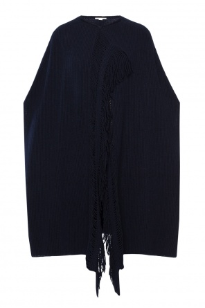 Fringe cape od Stella McCartney
