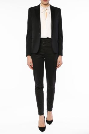 Single-vented blazer od Saint Laurent