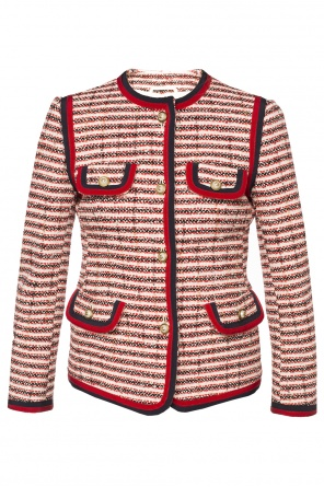 Jacket with decorative buttons od Gucci