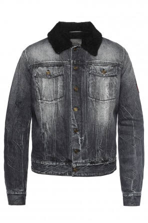 Denim jacket od Saint Laurent Paris