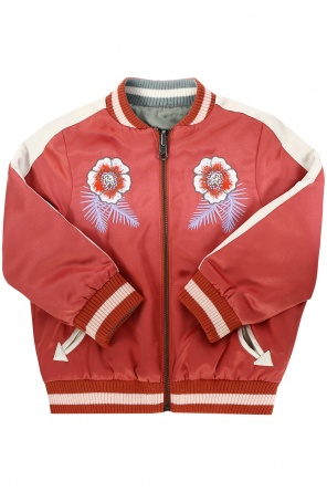 Reversible bomber jacket od Stella McCartney Kids
