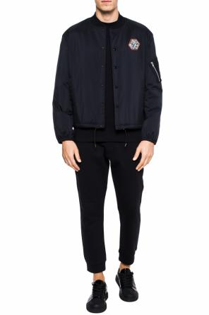 Jacket with logo od McQ Alexander McQueen