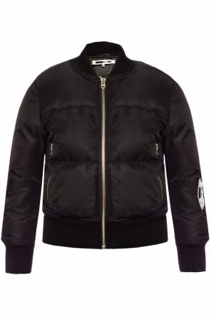 Quilted 'bomber' jacket od McQ Alexander McQueen