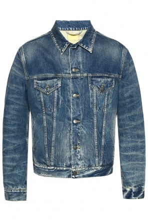 Denim jacket od Gucci