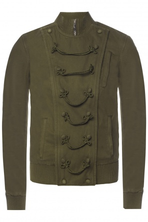 Military style jacket od Saint Laurent