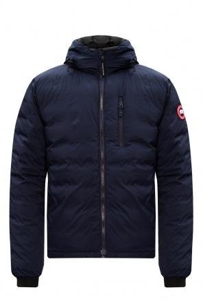 'lodge' logo-patched jacket od Canada Goose