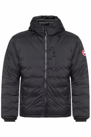 'lodge' logo-patched jacket od Canada Goose