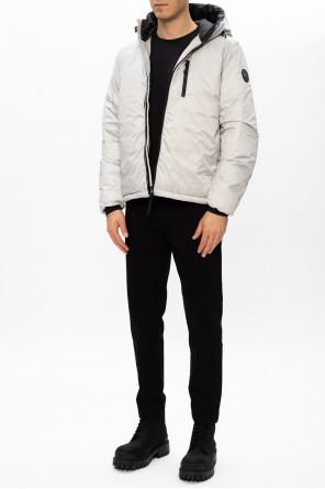 'lodge hoody' down jacket od Canada Goose
