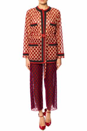 Patterned cardigan od Gucci