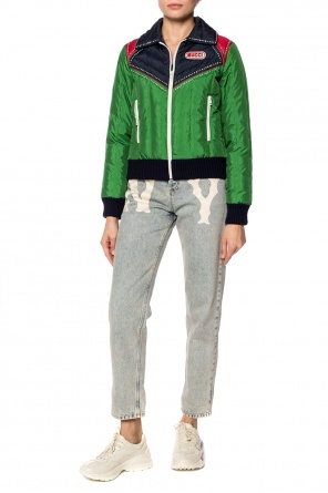 Jacket with decorative elements od Gucci