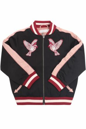 Bomber' jacket od Stella McCartney Kids