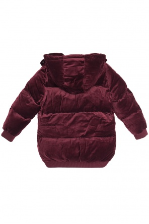 Quilted down jacket od Stella McCartney Kids