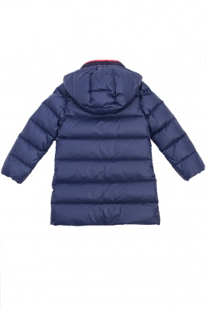 Quilted down jacket od Gucci Kids