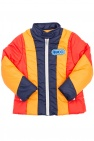 Insulated striped jacket od Gucci Kids