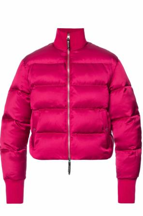Quilted down jacket od Alexander McQueen