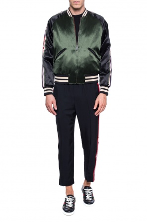 Double-sided 'bomber' jacket od Gucci