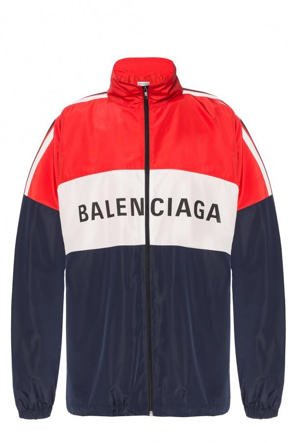 72e878fa1567 Jacket with band collar Balenciaga - Vitkac shop online