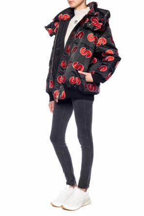 Hooded quilted jacket od Stella McCartney