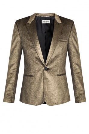Blazer with pockets od Saint Laurent