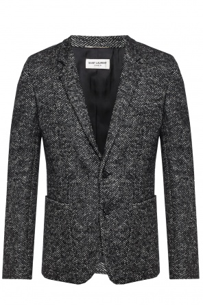 Woolen blazer od Saint Laurent