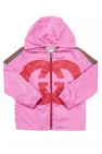 Gucci Kids Rain jacket with a logo