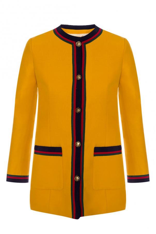 d08745f53 Embellished jacket Gucci - Vitkac shop online