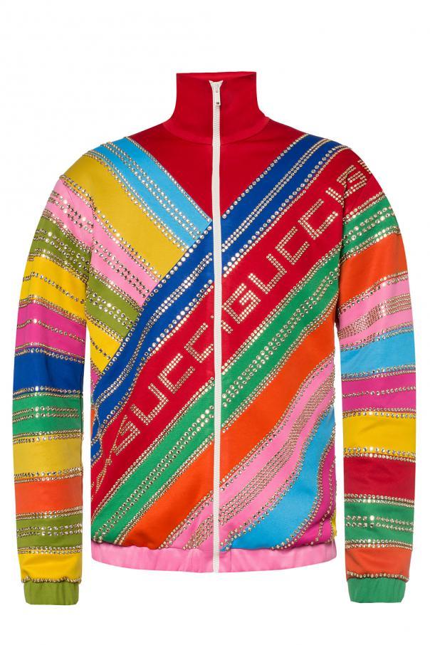 Gucci Encrusted sweatshirt