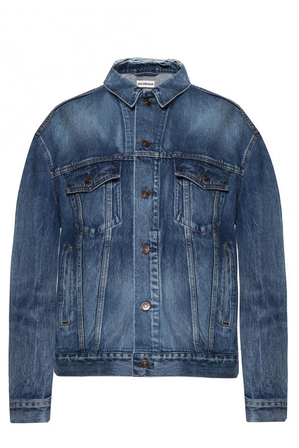 Denim jacket od Balenciaga