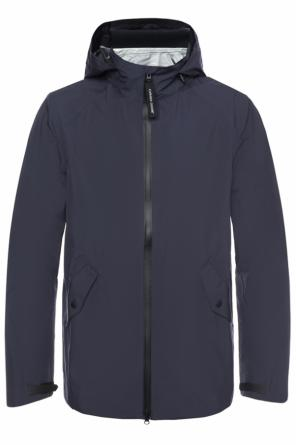 Hooded jacket od Canada Goose