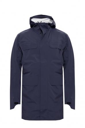 'seawolf' jacket with reflective prints od Canada Goose