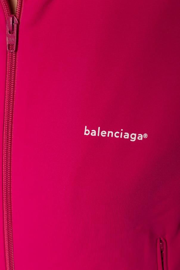 Logo sweatshirt od Balenciaga