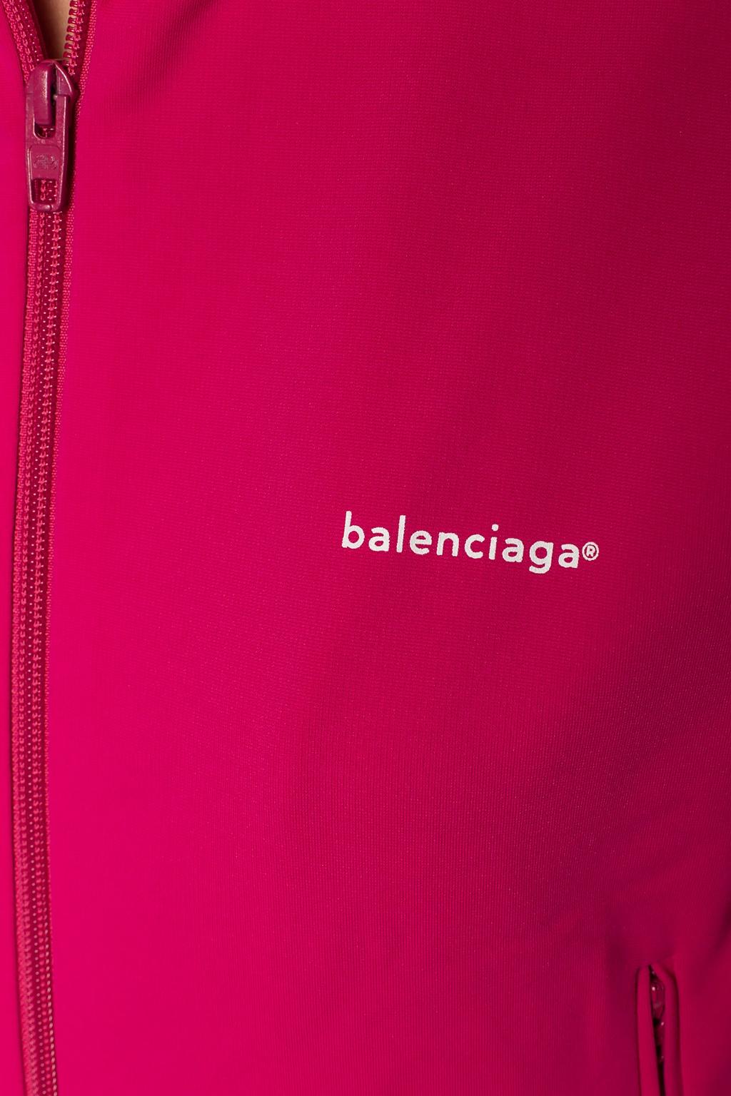 Balenciaga Bluza z logo