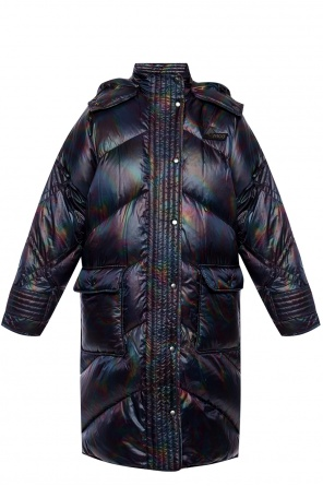 Quilted down coat od McQ Alexander McQueen