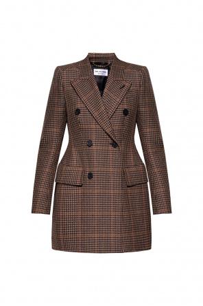 Double-breasted blazer od Balenciaga