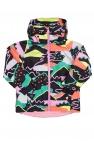 Stella McCartney Kids Patterned hooded jacket