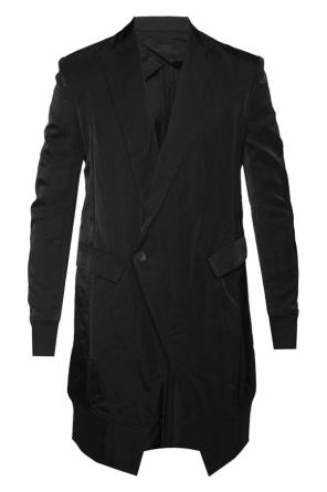 Coat with notch lapels od Julius