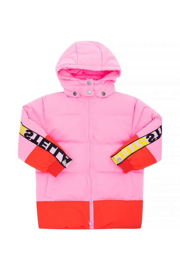 Stella McCartney Kids Hooded jacket